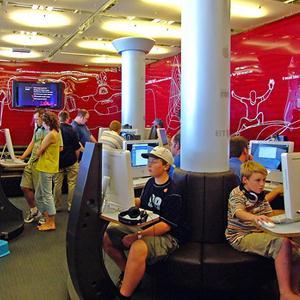 Интернет-кафе Чердаклов