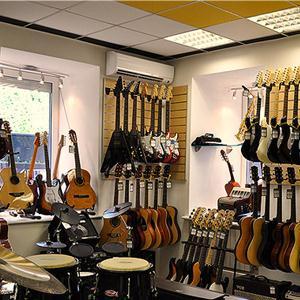 Музыкальные магазины Чердаклов