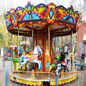 Парки культуры и отдыха Чердаклов